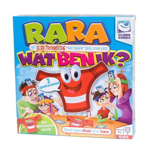 Clown Games Rara wat ben ik? kinderspel kopen