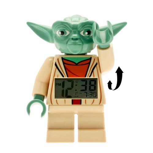LEGO Star Wars Yoda wekker 23 cm kopen