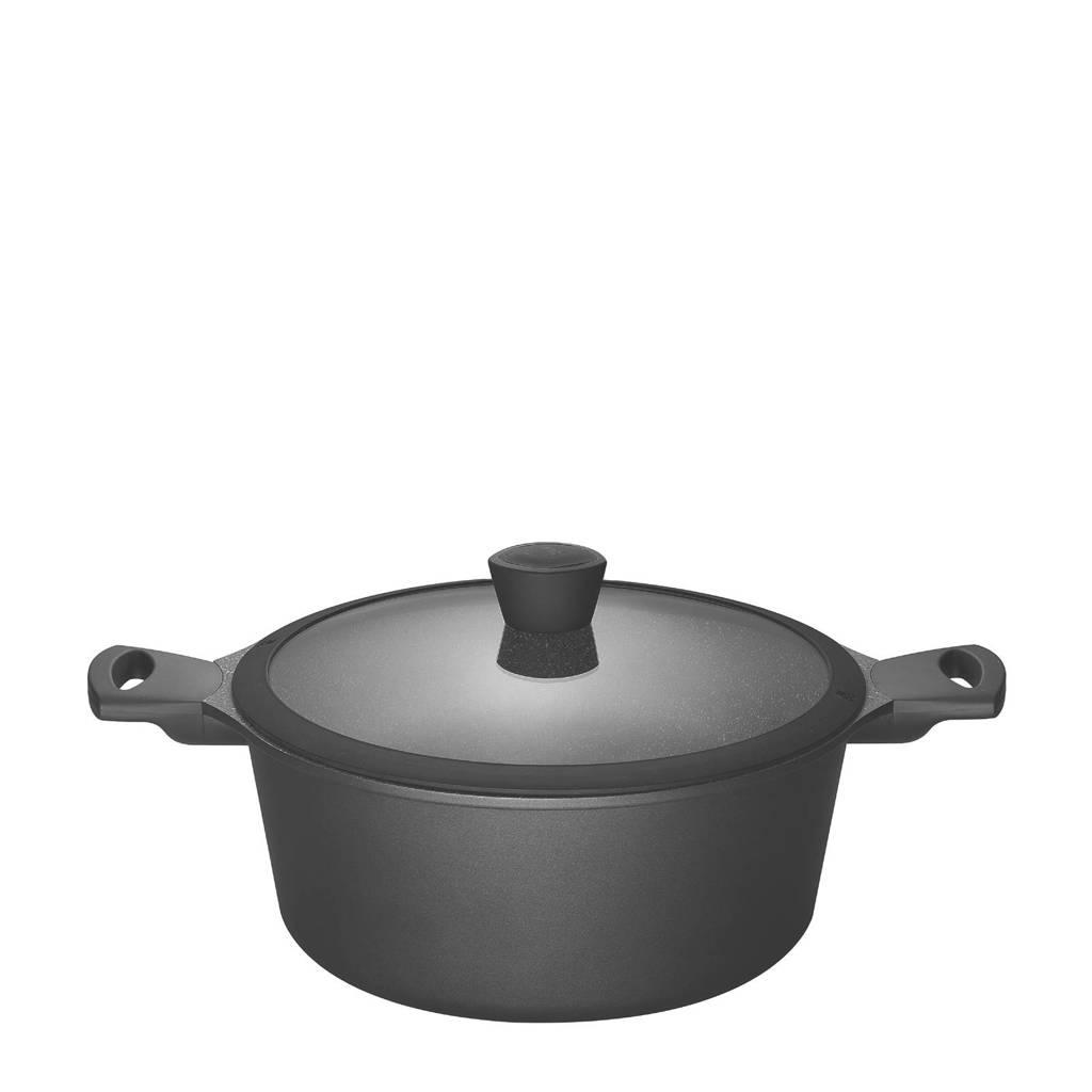 Sola Fair Cooking braadpan (Ø28 cm), Zwart