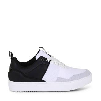 Cees MXQP0104 sneakers wit/zwart