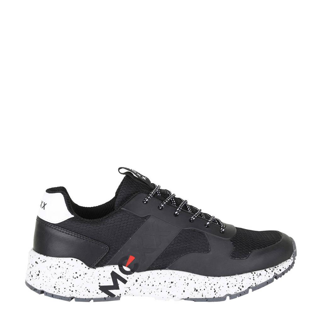 Mexx Cass MXQP0124 sneakers zwart, Zwart