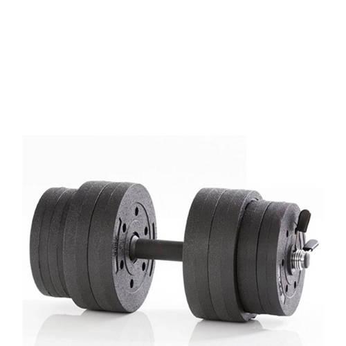 Gymstick Active Vinyl Dumbbell set - 15kg - Met Online Trainingsvideo's kopen