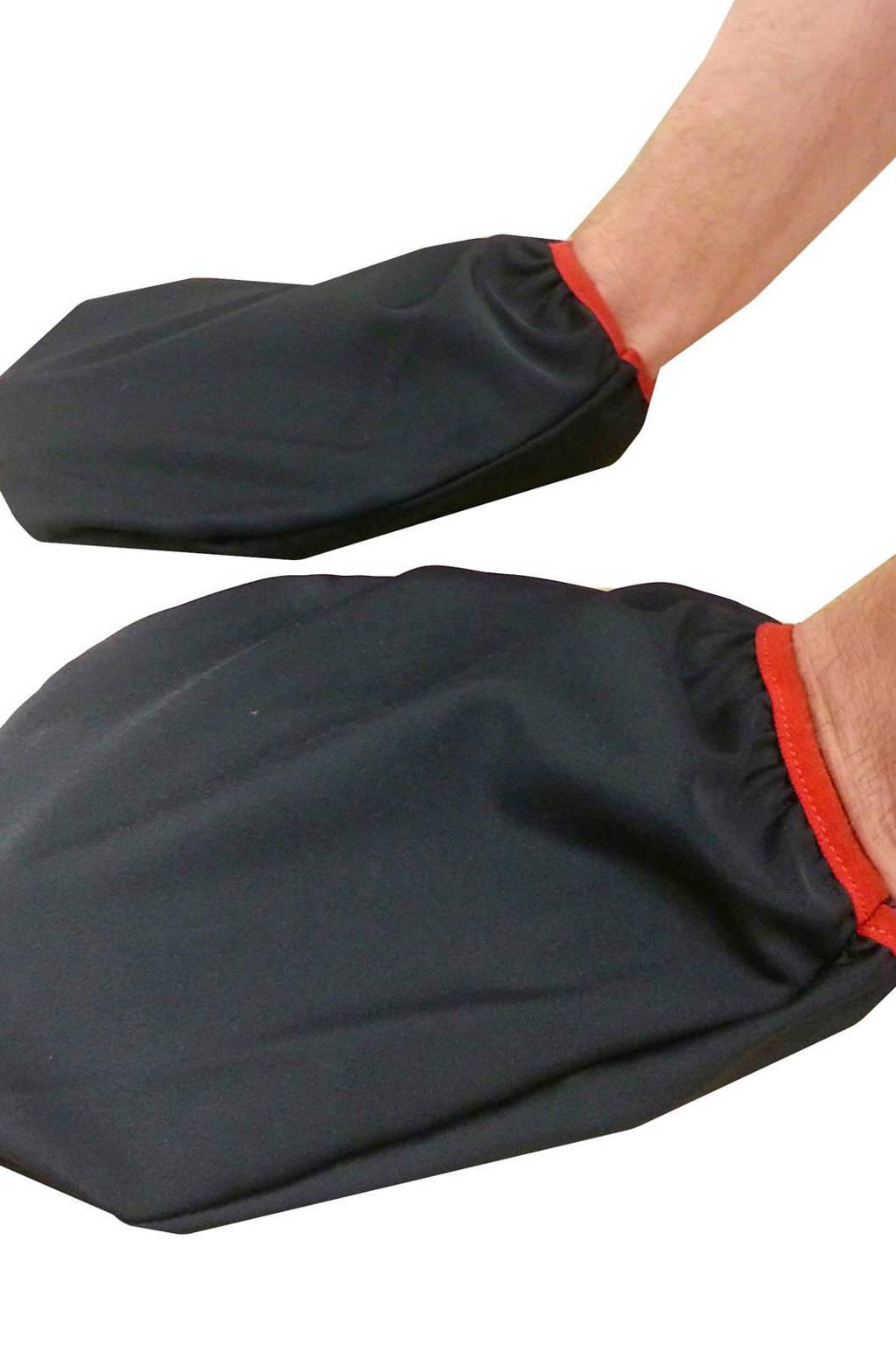 Gymstick Power Sliding Gloves - Handschoenen, Zwart