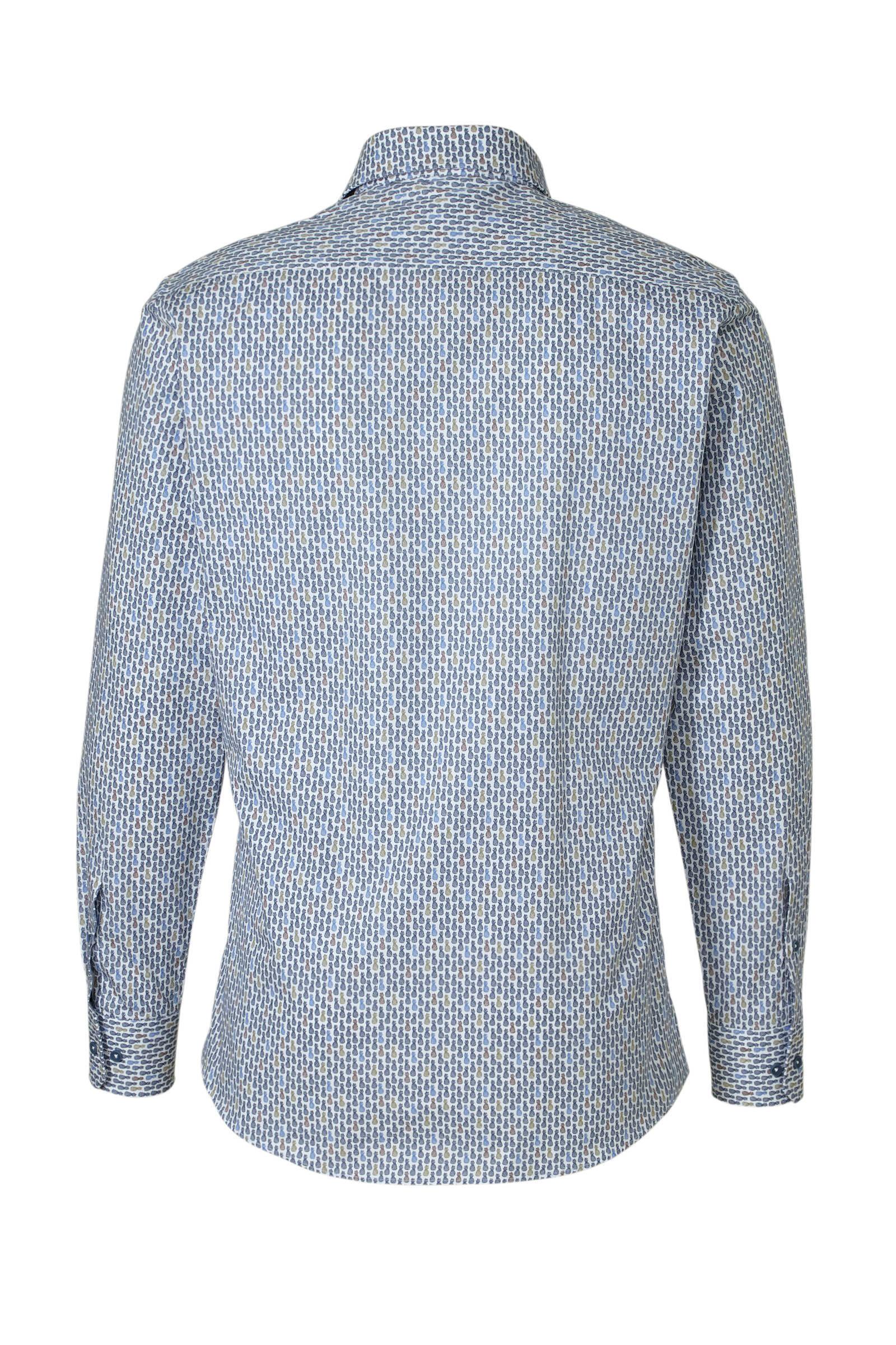 Michaelis fit overhemd slim Michaelis overhemd r6rwxSPqFI