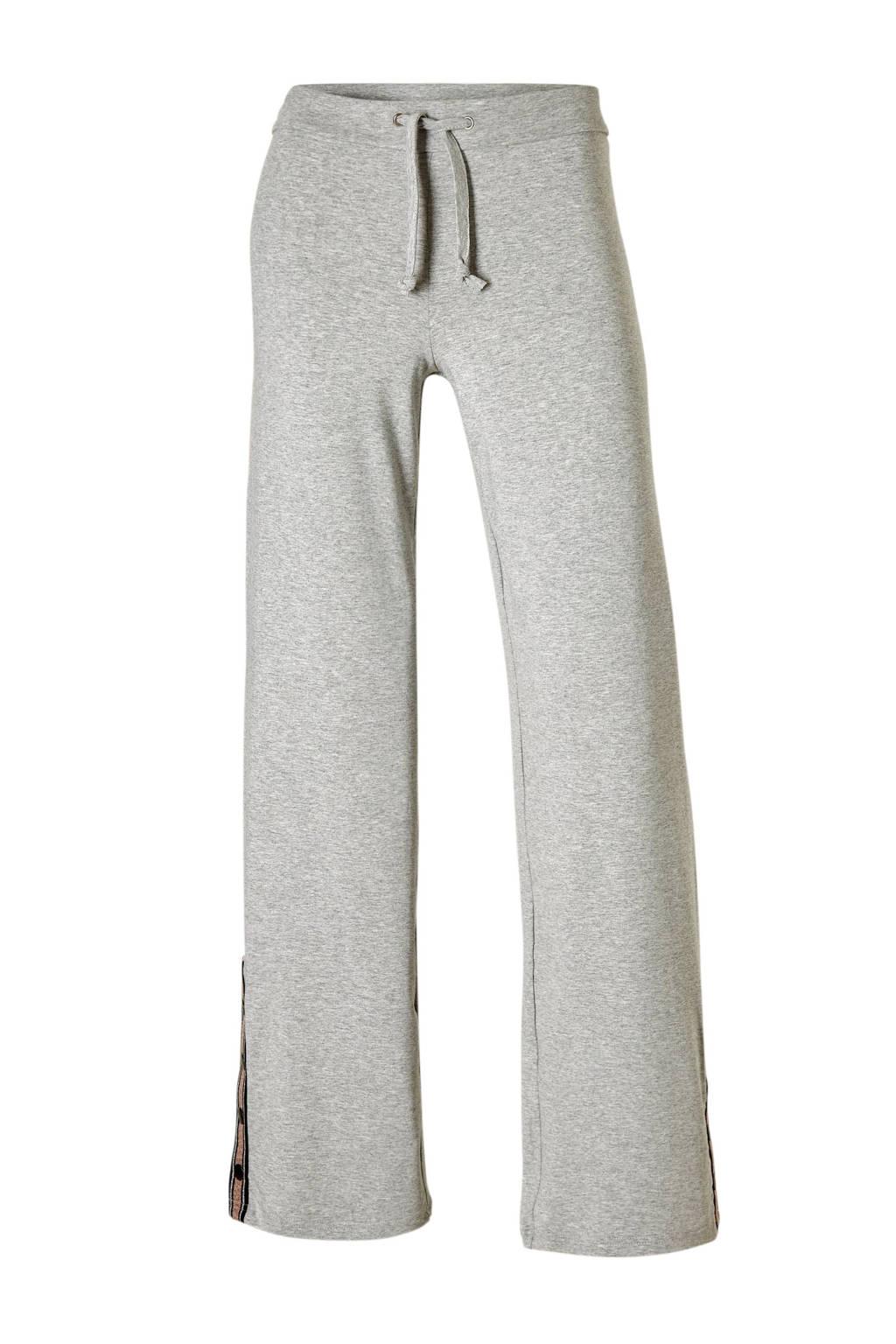 Papillon sportbroek grijs, Grijs melange/koper/zilver/zwart