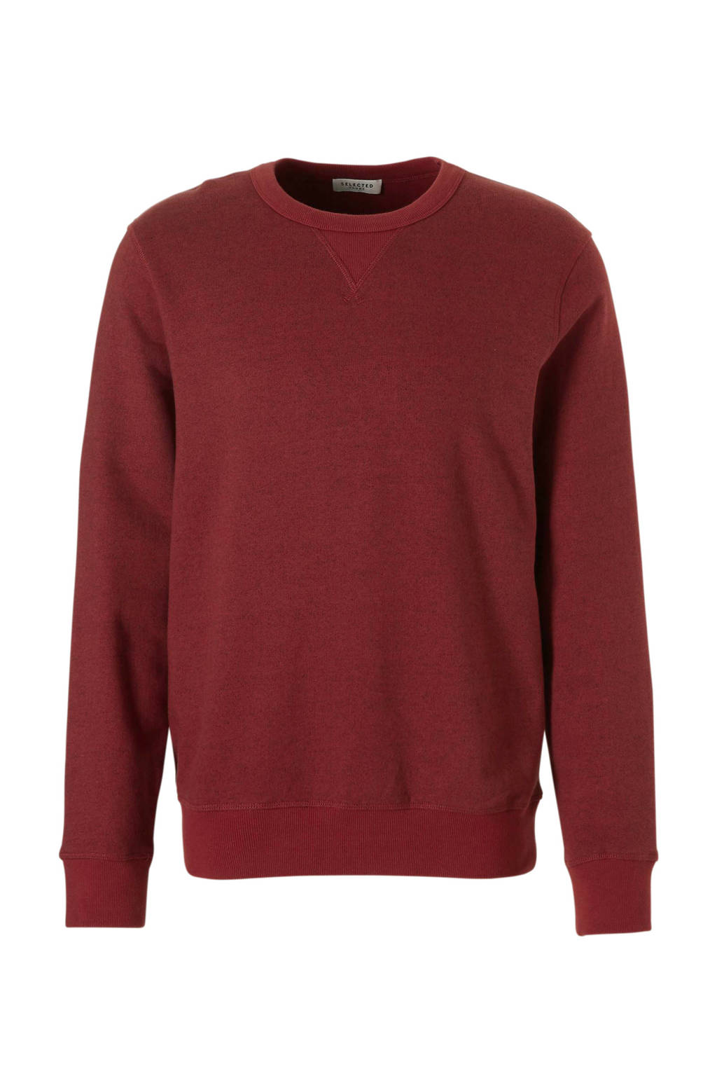 SELECTED HOMME Simon sweater, Brique