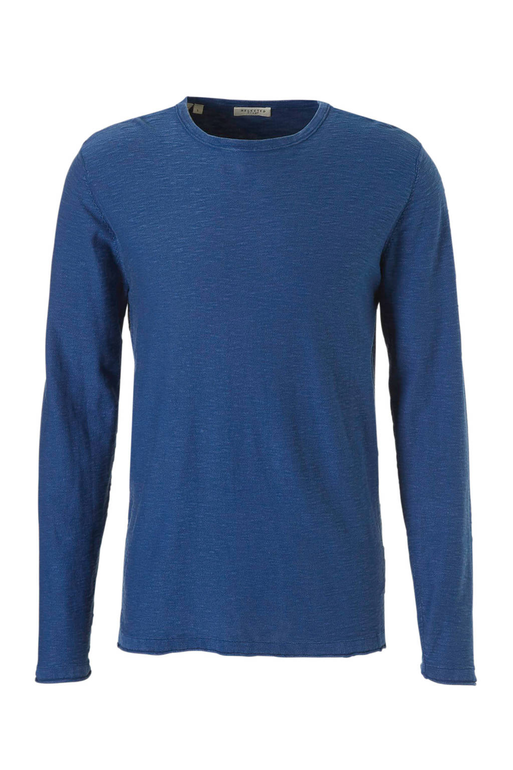 SELECTED HOMME trui, Donkerblauw