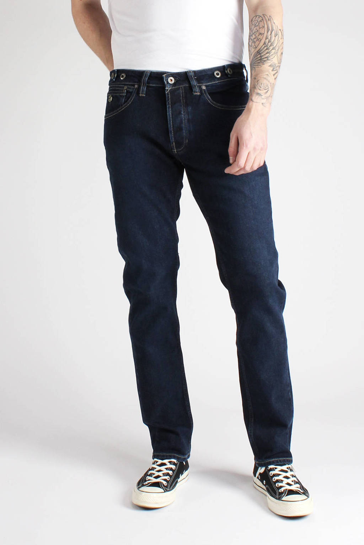 KUYICHI straight fit jeans Nick, Dark denim