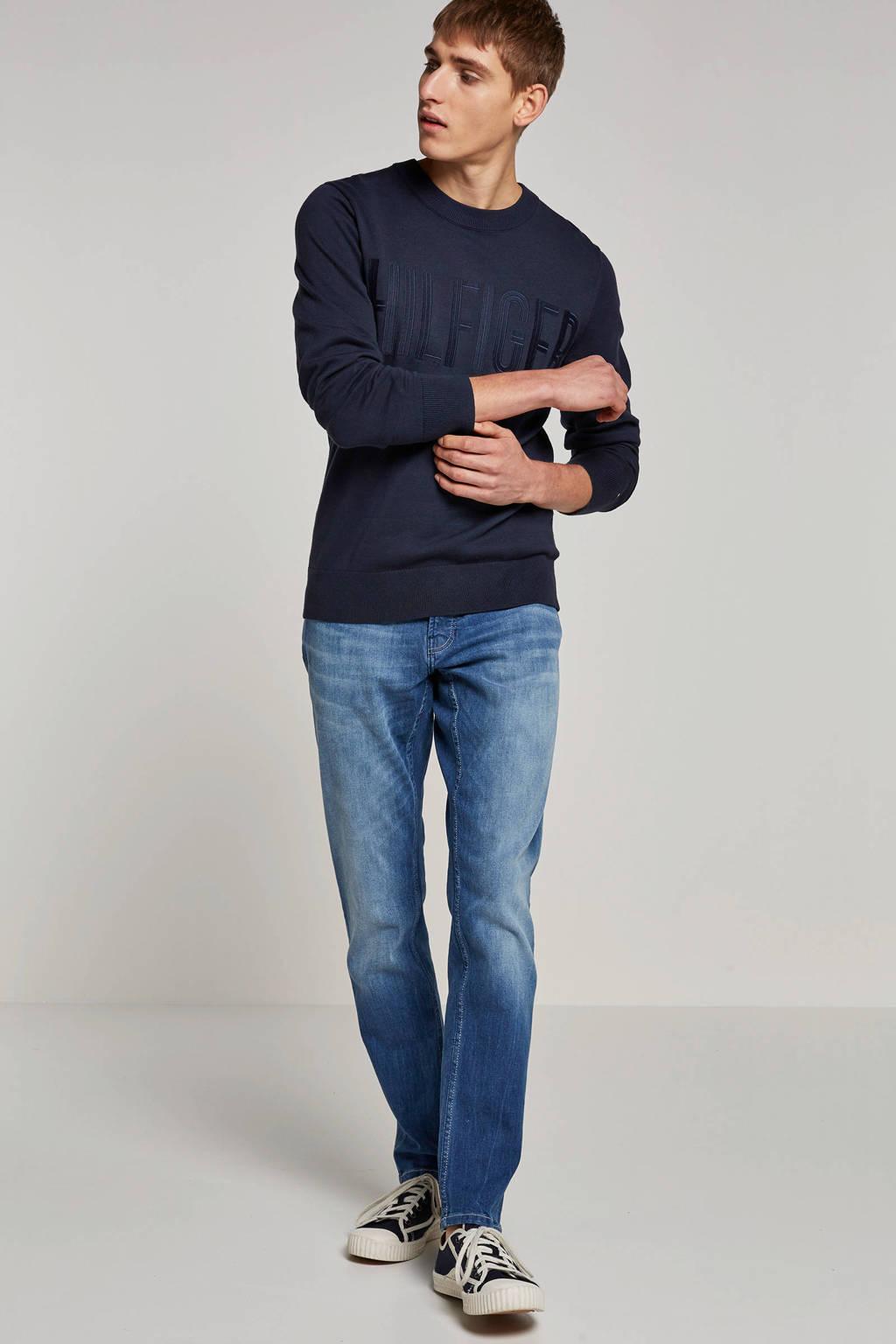 KUYICHI straight fit jeans Nick, Light denim