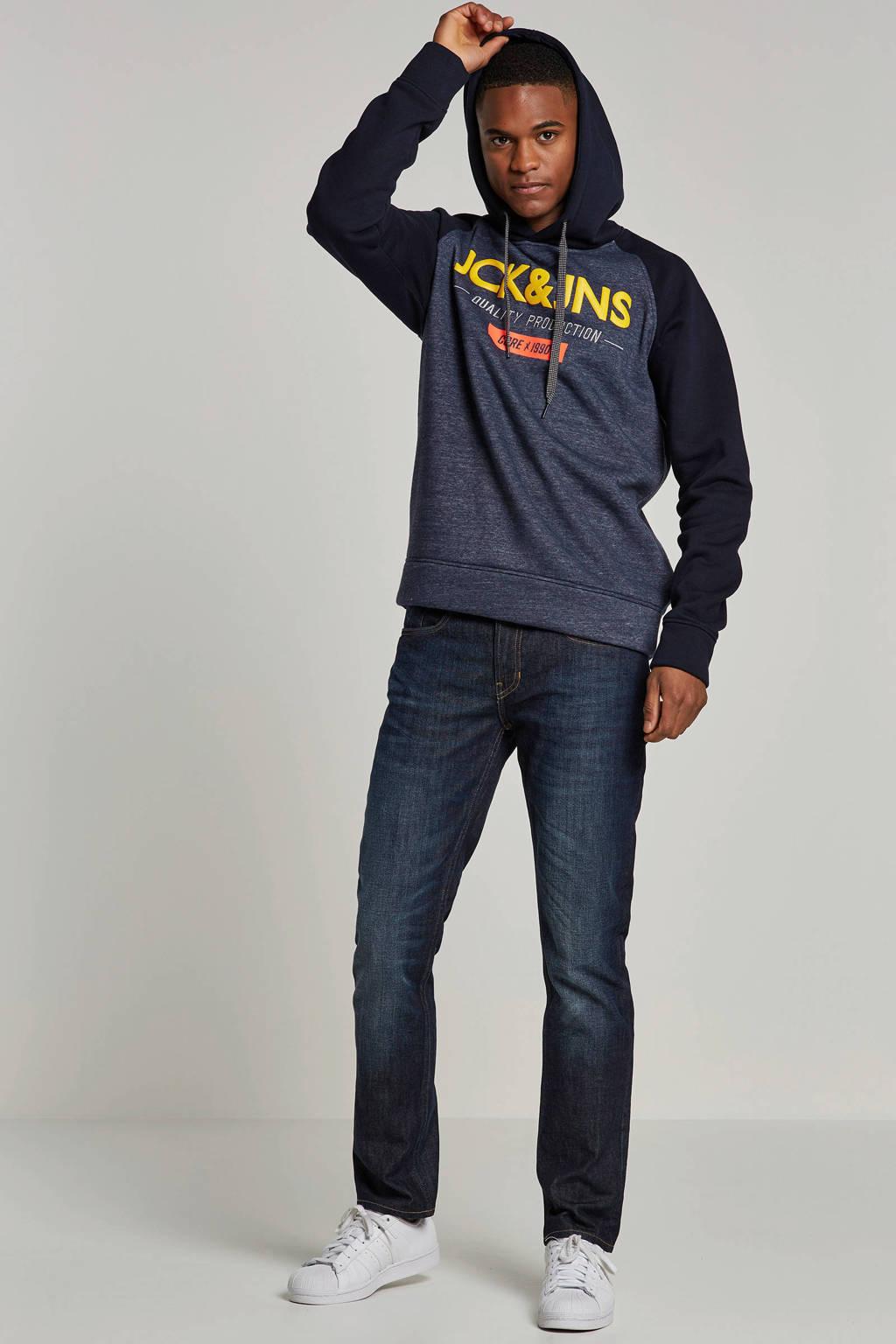 KUYICHI slim fit jeans Jamie, Dark denim