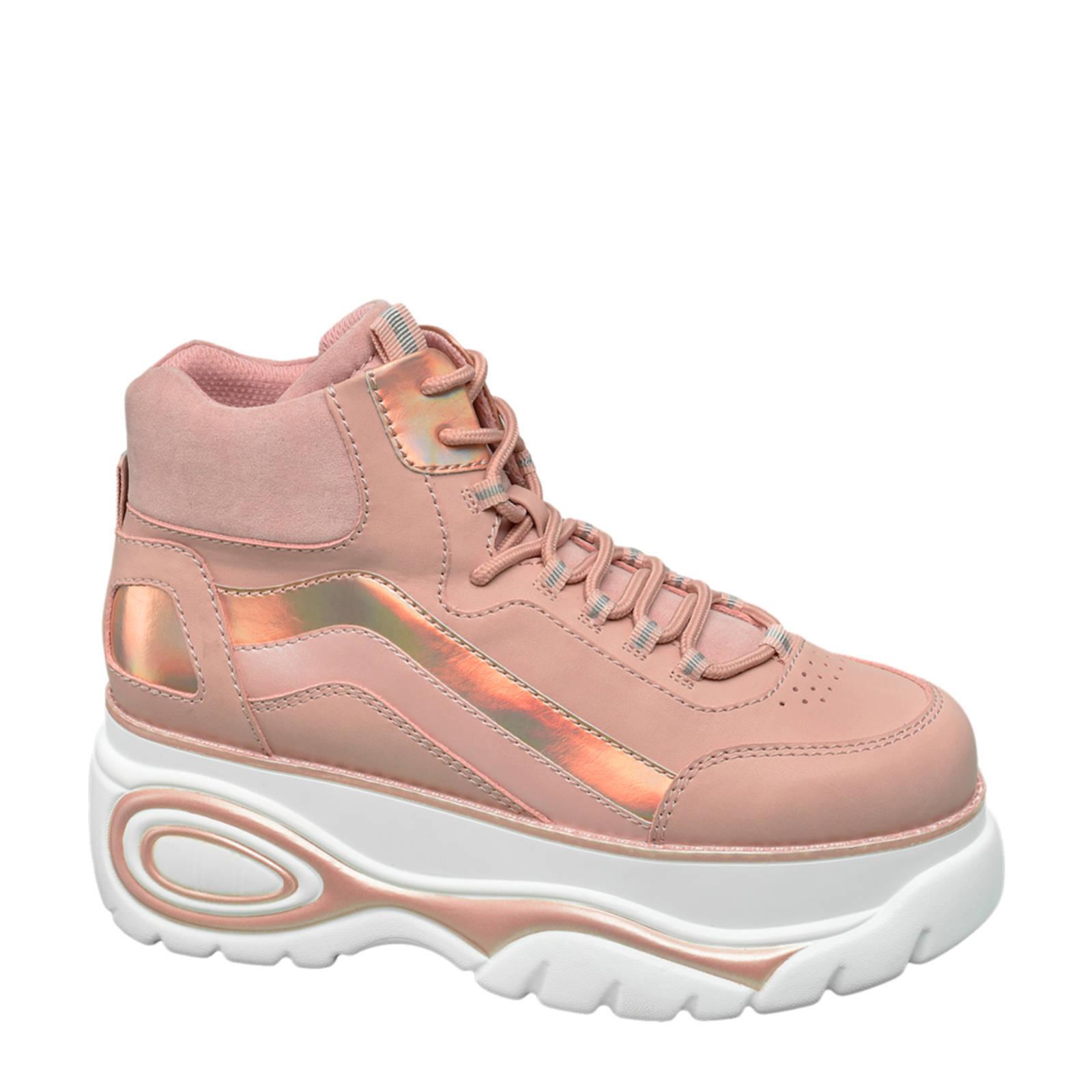vanHaren Graceland platform sneakers
