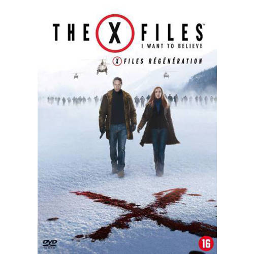 X files-I want to believe