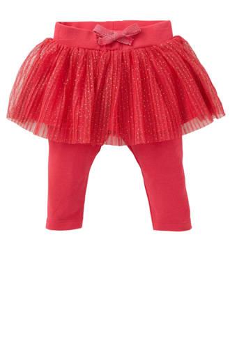 BABY newborn rok + legging Regitze roze
