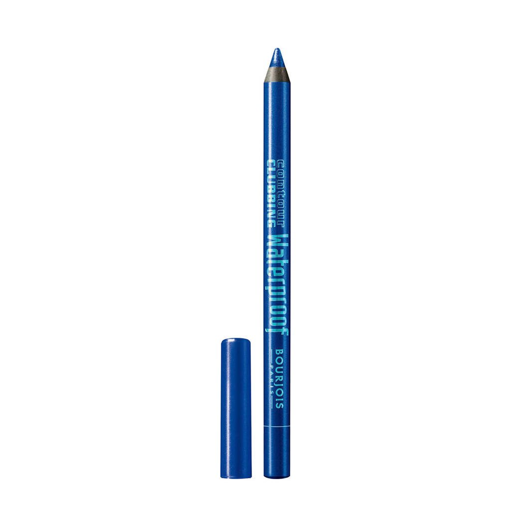 Bourjois Contour Clubbing waterproof oogpotlood- 45 Blue Remix