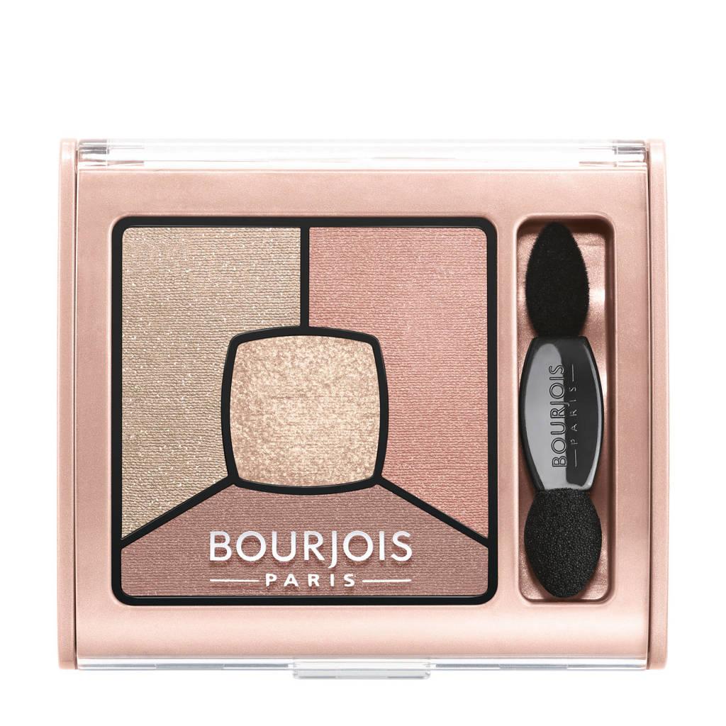 Bourjois Smoky Stories Quator oogschaduw palet - 14 Orange Gold