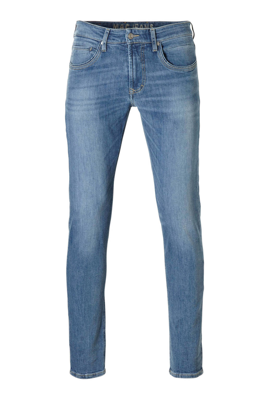 MAC regular fit jeans, Lichtblauw
