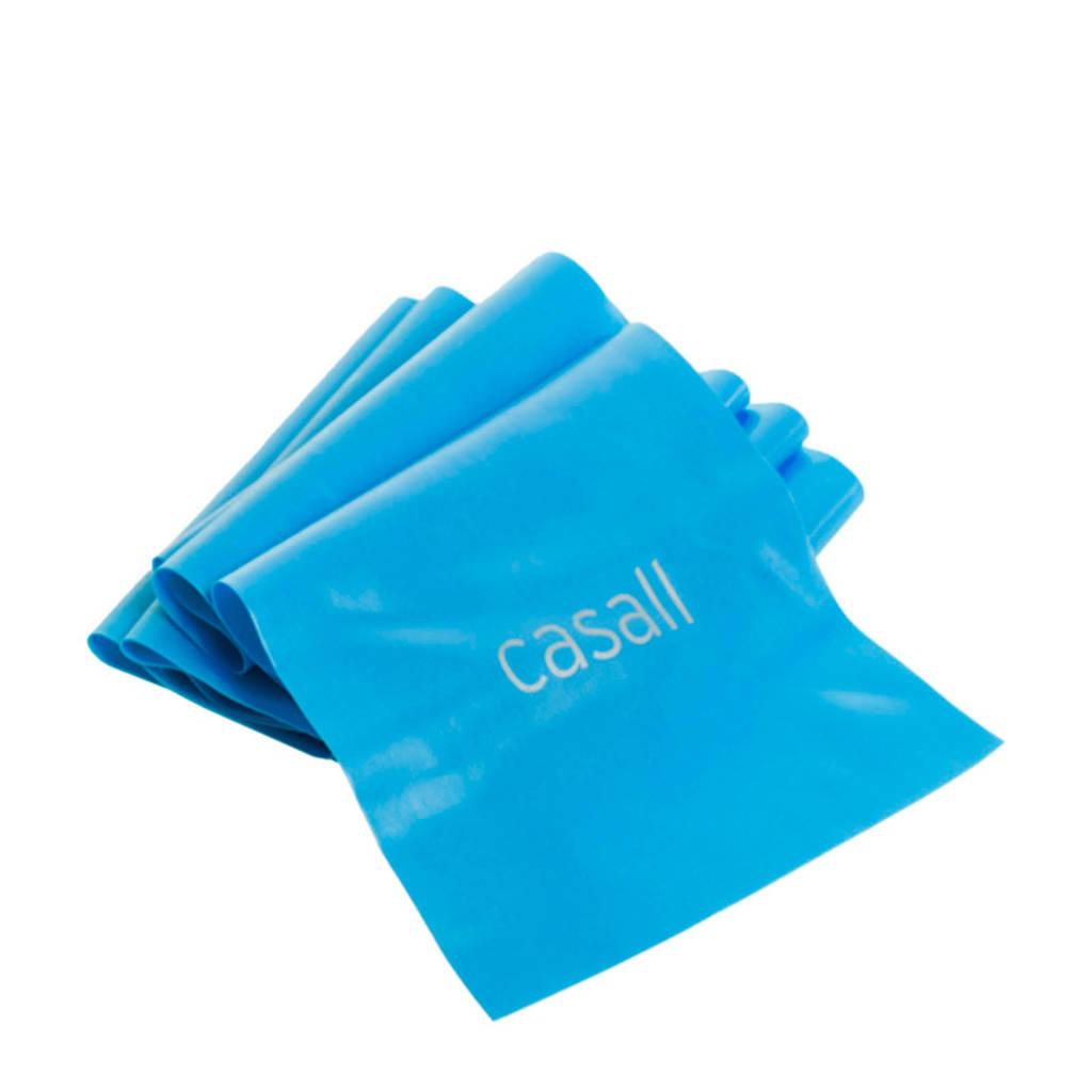Casall Flex band medium 1x - lichtblauw, Lichtblauw