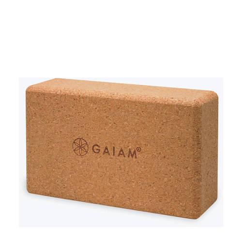 Gaiam yogablok kurk kopen