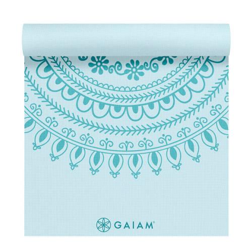 Gaiam Premium Marrakesh yogamat (5mm) kopen