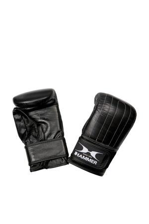 Boxing Zakhandschoenen Punch - Leer - Voorgevormd
