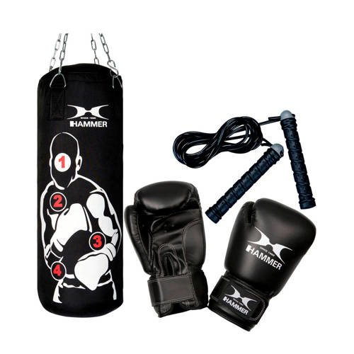 Hammer Boks set - Boxing Set Sparring Pro kopen
