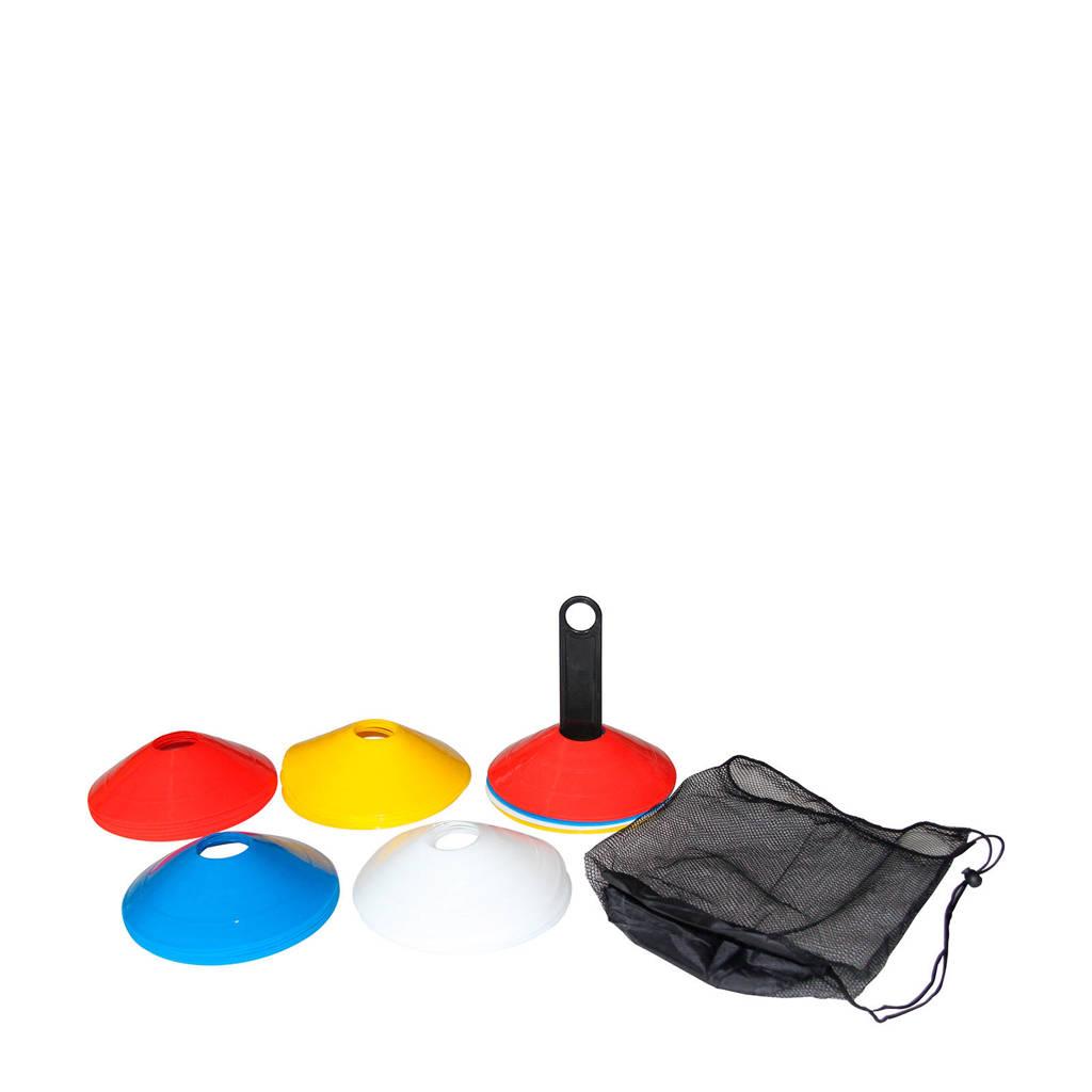 Tunturi markeringspionnen set (40 stuks + houder), Multi