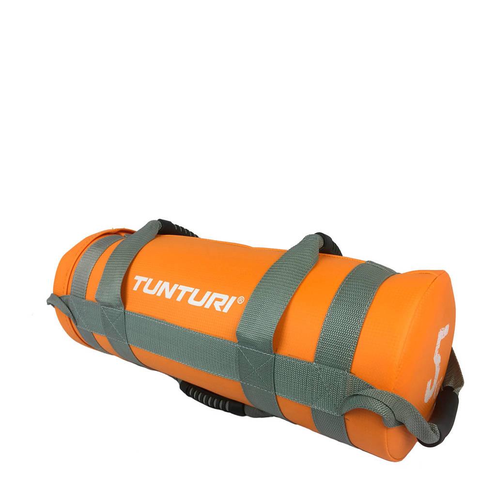 Tunturi Strengthbag /Fitnessbag - 5 kg - Oranje