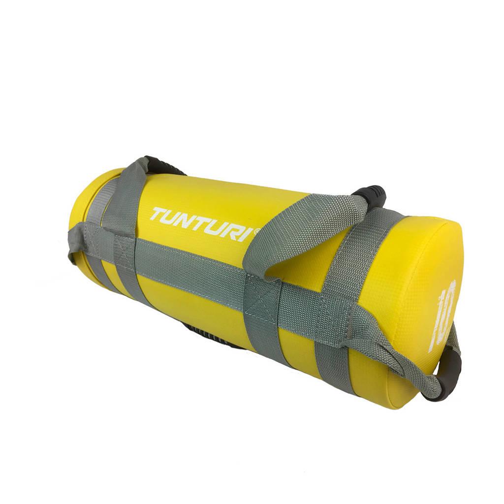 Tunturi Strengthbag /Fitnessbag - 10 kg - Geel