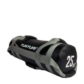 Strengthbag /Fitnessbag - 25 kg -Zwart