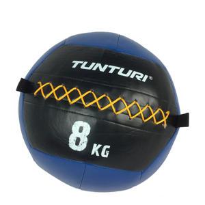 Wall Ball - Medicine ball - 8kg - Blauw