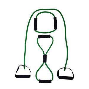 Tubing met Handvatten - Medium Groen