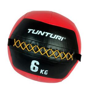 Wall Ball - Medicine ball - 6kg - Rood