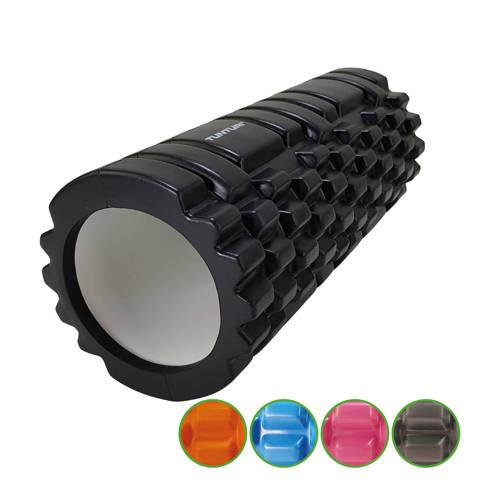 Tunturi Yoga Grid Foam Roller Massage zwart kopen