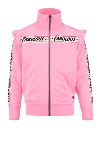 vest Oraya roze