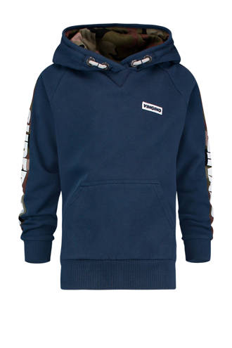 hoodie Obrian donkerblauw