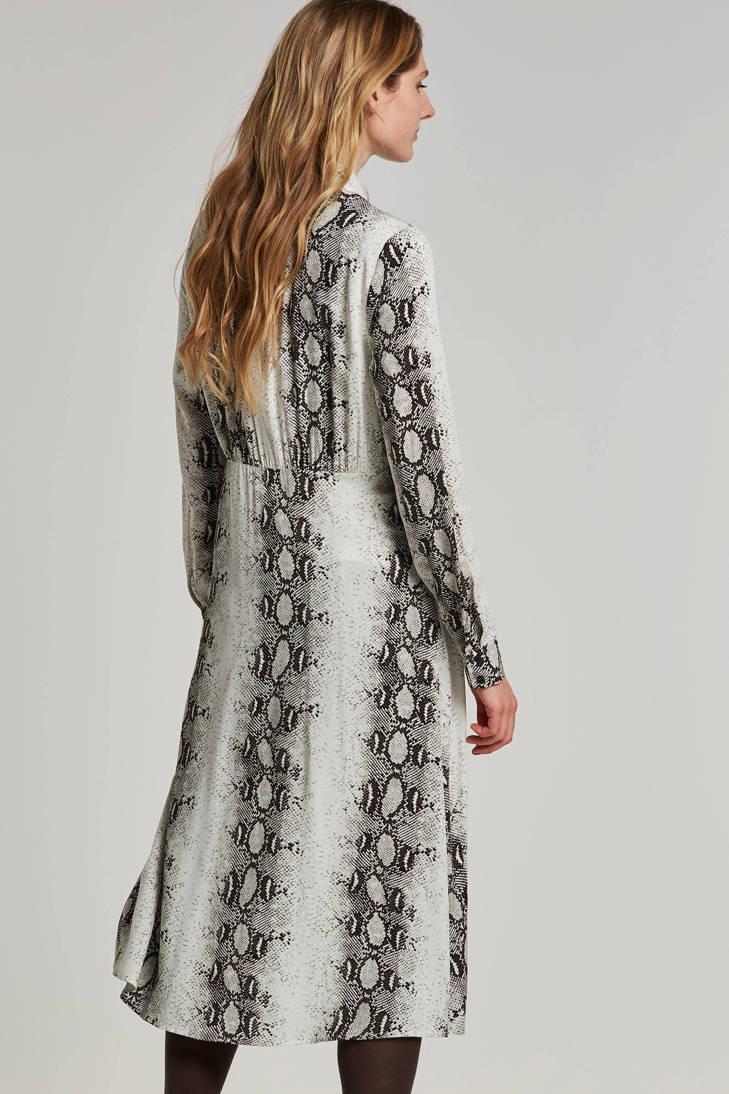 VILA VILA slangenprint met blousejurk blousejurk zOYqYZH