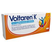 Voltaren 12,5 mg Filmomhulde pijnverlichtende tabletten - 10 stuks
