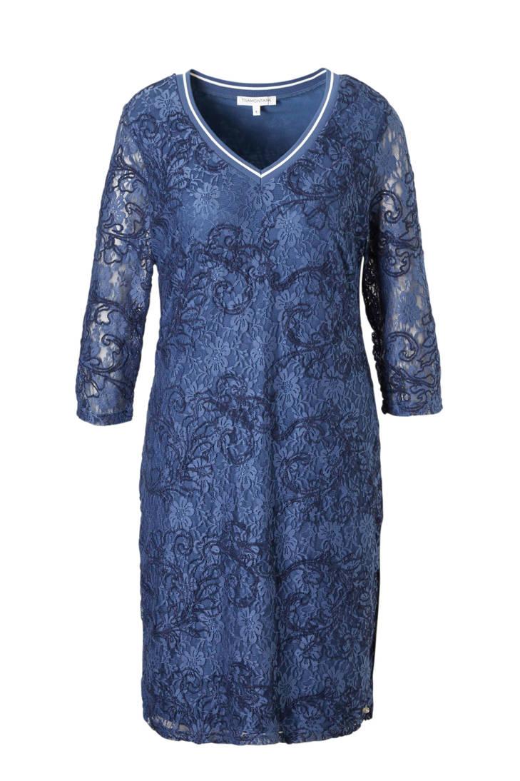 kanten jurk jurk blauw Tramontana kanten Tramontana blauw jurk Tramontana blauw Tramontana kanten 1nHAq