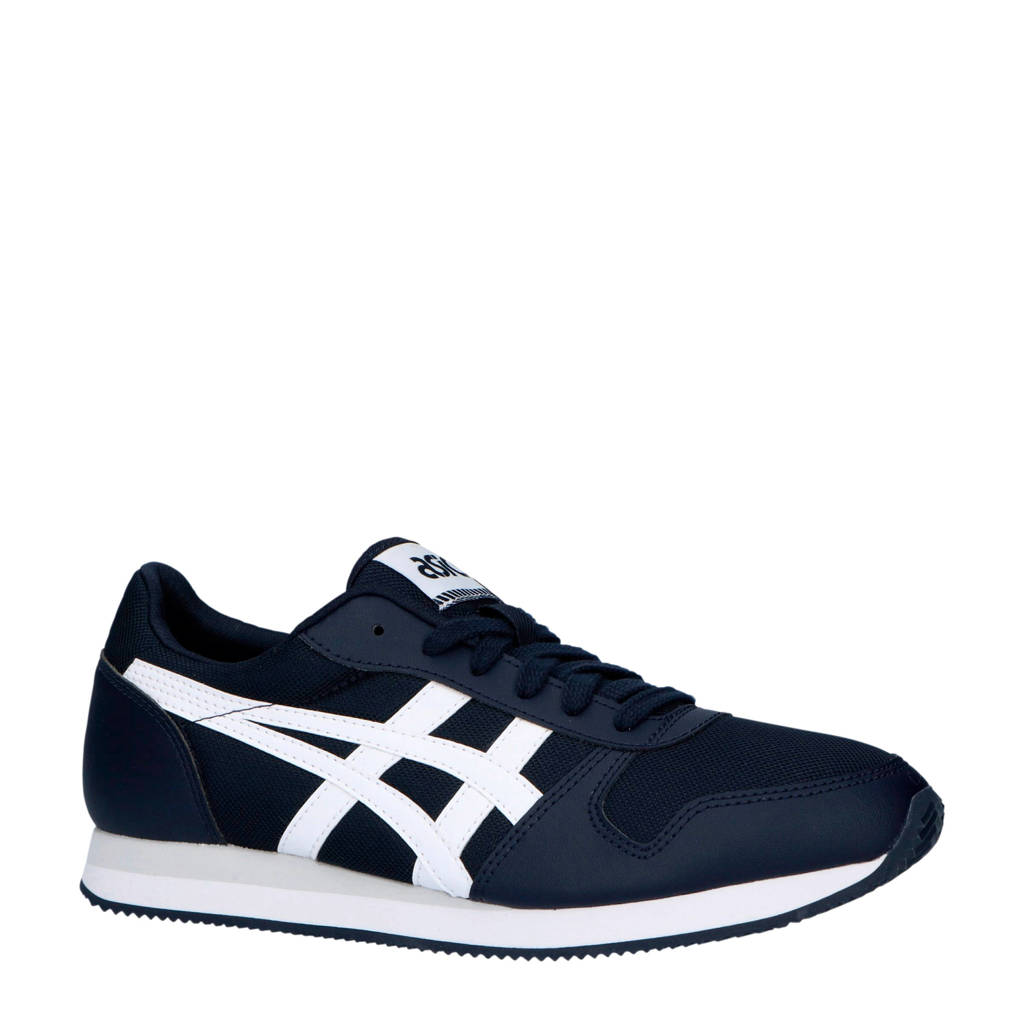 ASICS  Curreo II sneakers donkerblauw/wit, Donkerblauw/wit