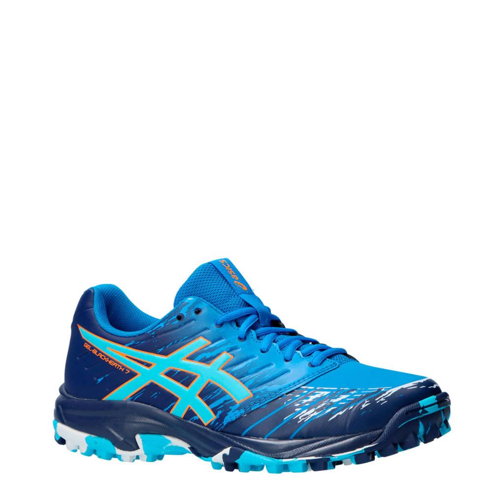 de beste houding verkoop concurrerende prijs ASICS Gel-Blackheath 7 hockeyschoenen blauw   wehkamp