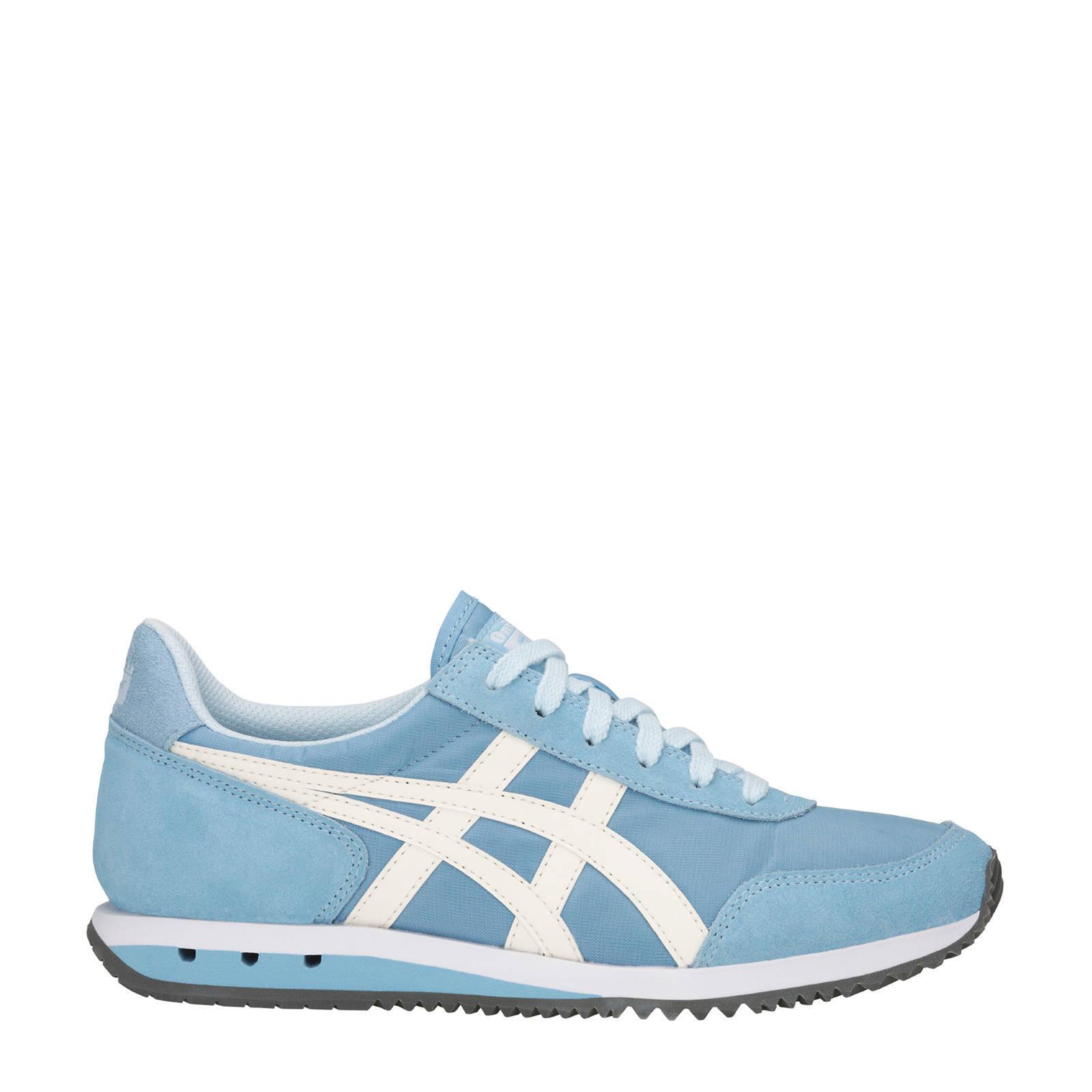 ASICS New York sneakers lichtblauw   wehkamp
