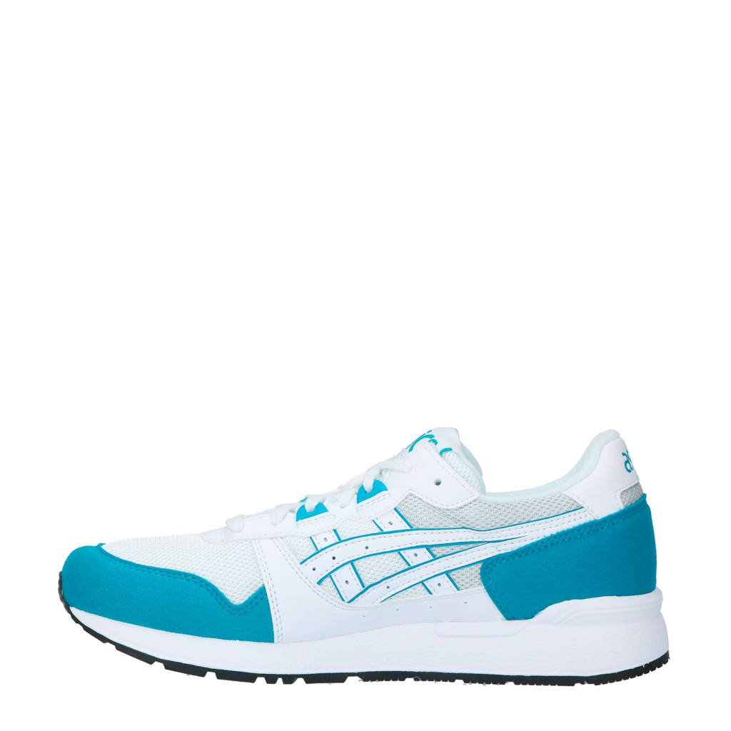 turquoise Sneakers Gel Asics lyte Wit qRTZnw4
