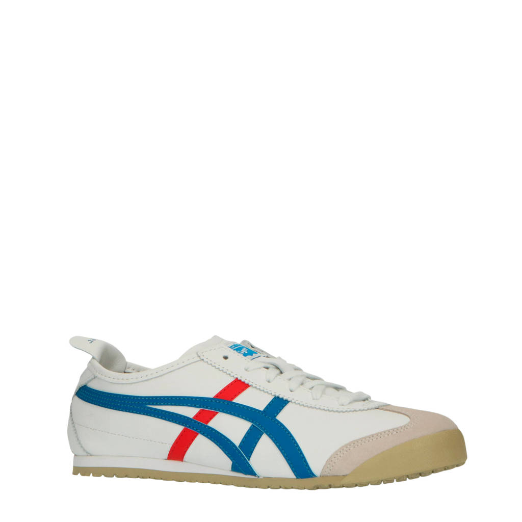 ASICS Tiger Mexico 66  Onitsuka Tiger Mexico 66 sneakers wit/blauw, Wit/blauw