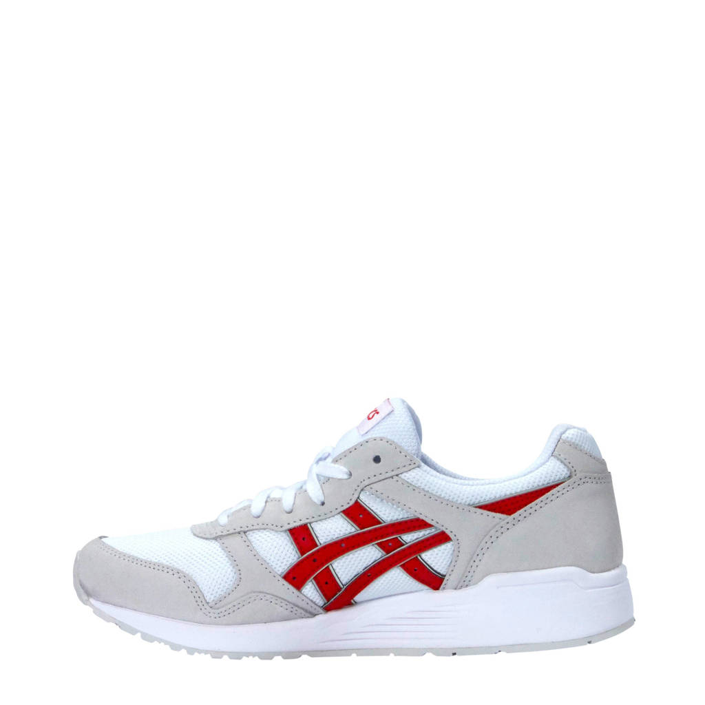 Wit trainer rood Lyte Asics Sneakers xq8w6477Y