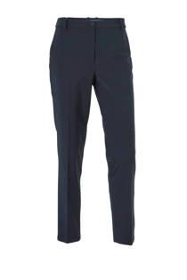 ESPRIT pantalon donkerblauw