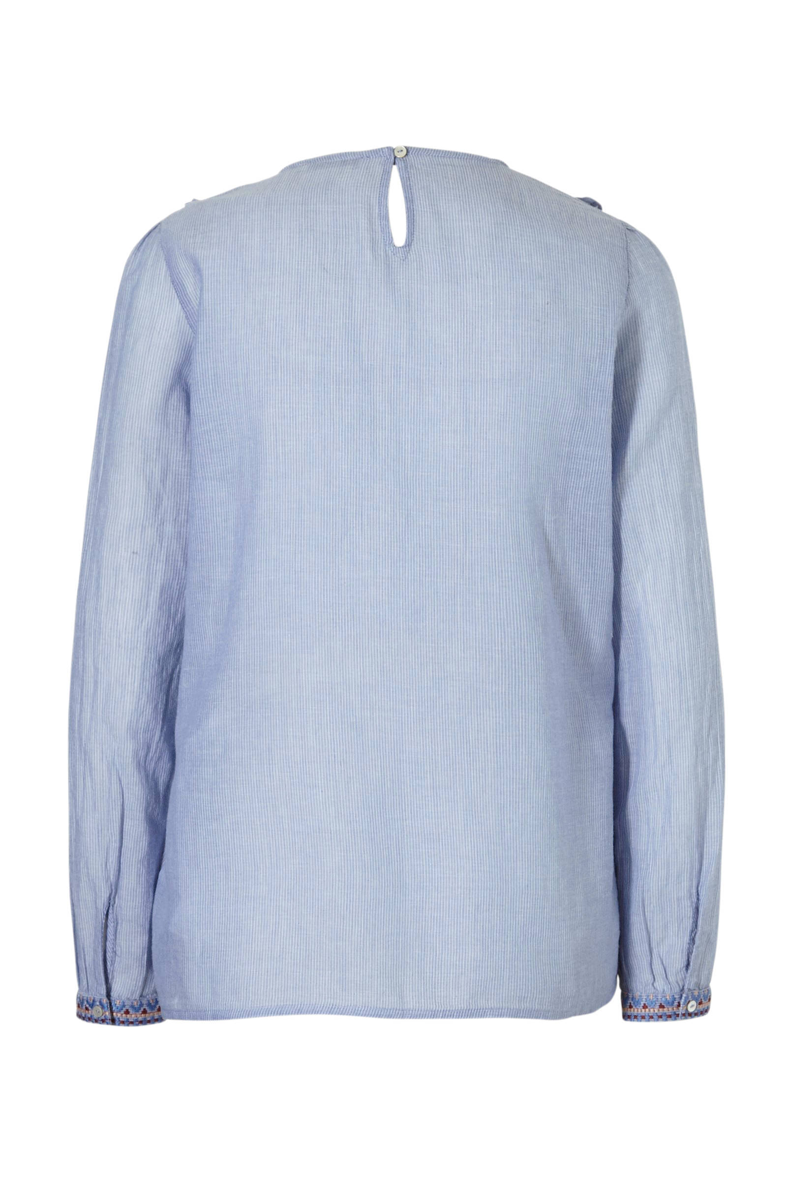 met transparante ESPRIT blouse edc borduursels semi Women ZqZxOXR