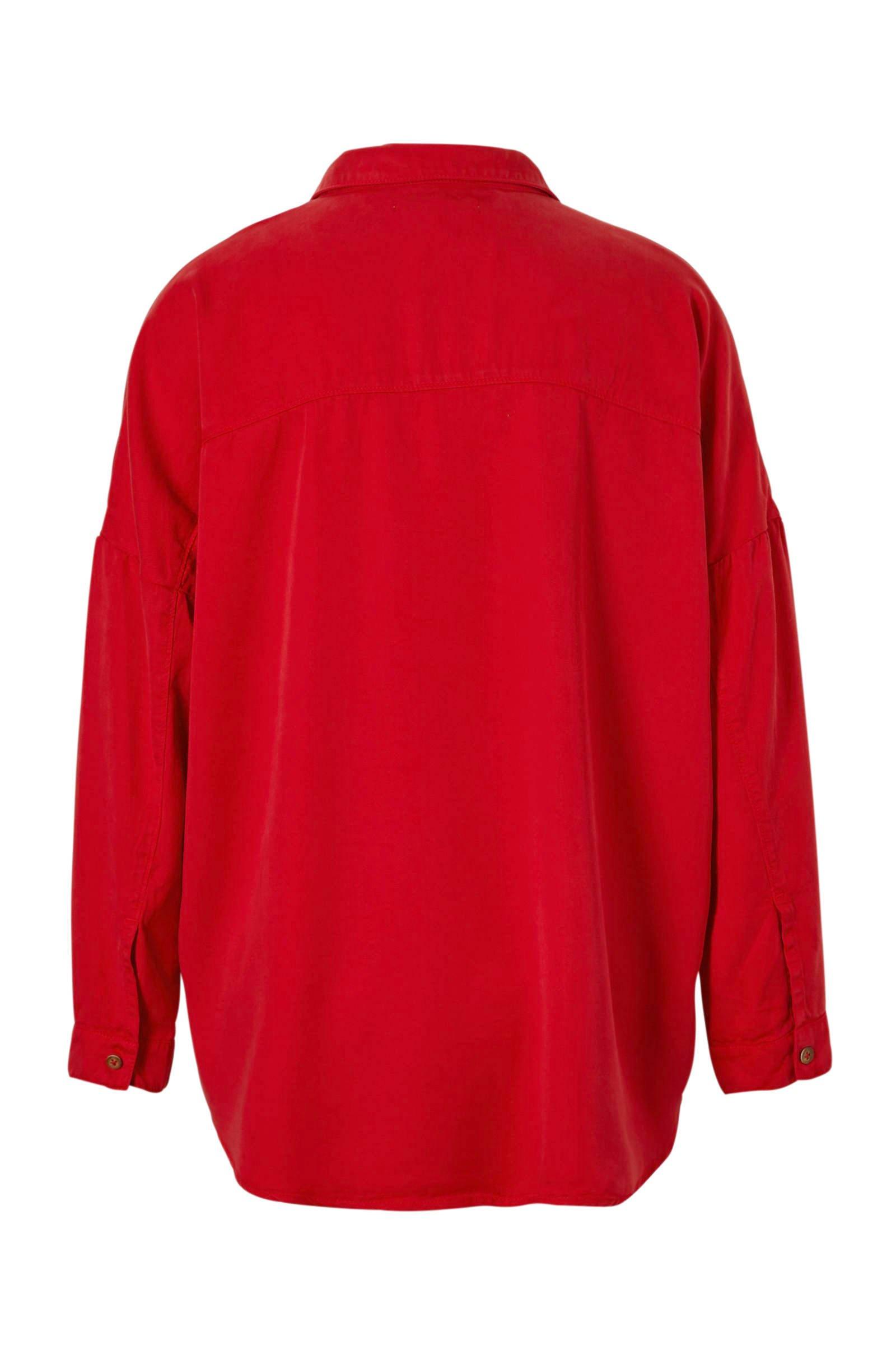 rood blouse ESPRIT Women Casual blouse Casual rood ESPRIT Women 0wqd0Z