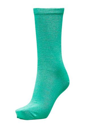 sokken (2 paar) lichtgroen