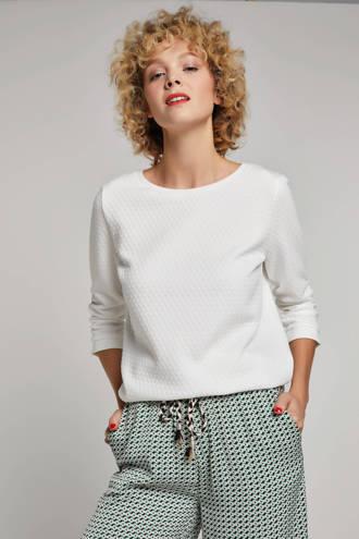 trui met textuur