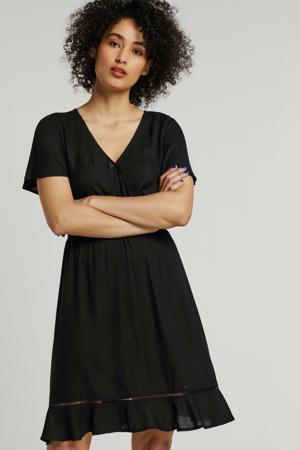 jurk met ladderkant